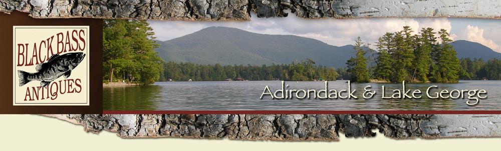 Black bass antiques bolton landing lake george adirondacks